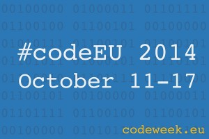 ue-code-week-11-17-october-2014